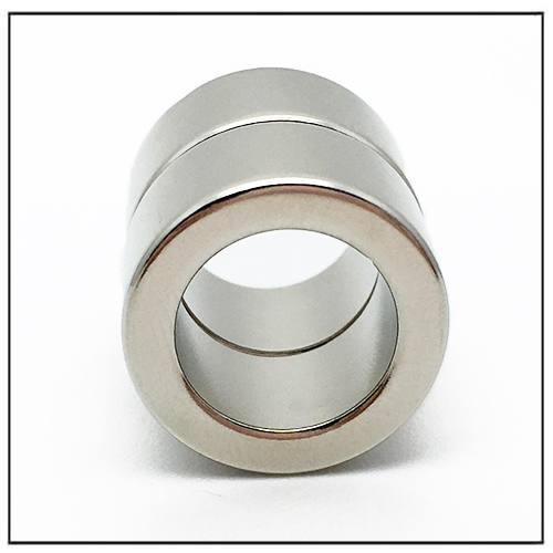 Anisotropic Sintered Neodymium Ring