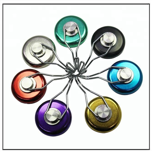 Colorful Rotating Decorative Hook Magnets