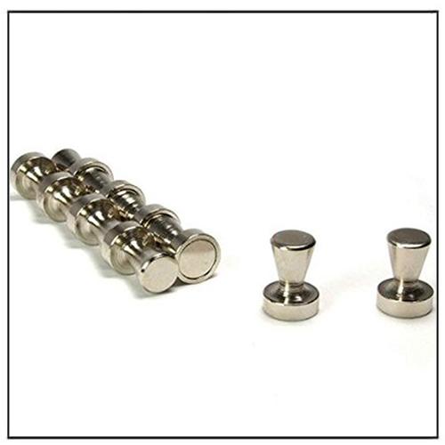 Metal Neodymium Skittle Magnets
