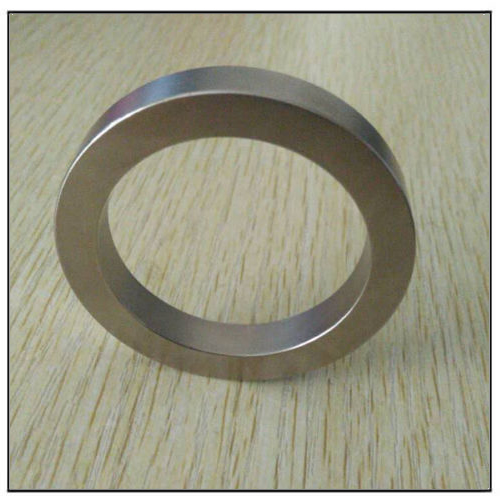 Uni Pole Radial Oriented Ring Sintered Neodymium Magnet