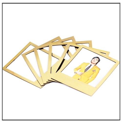 Customized Picture Frame Magnet Fridge Magnets