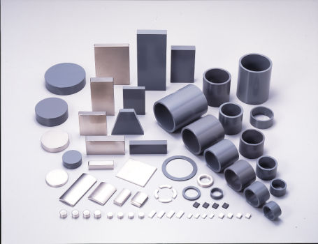Nd-Fe-B Sintered Magnets