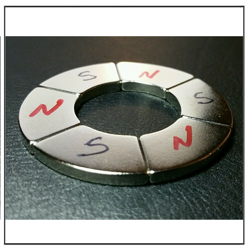 Rare Earth Neodymium N52 Magnet for Motor