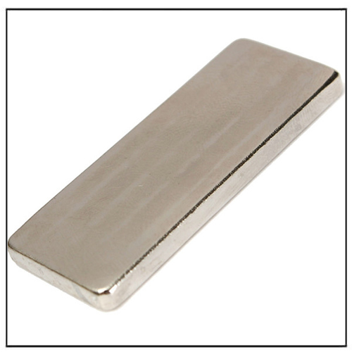 Rectangle Neodymium Grade N48H Magnet