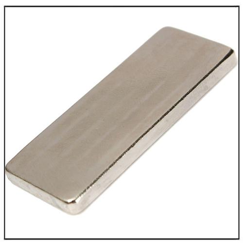 Rectangle Neodymium Grade N48H Magnet