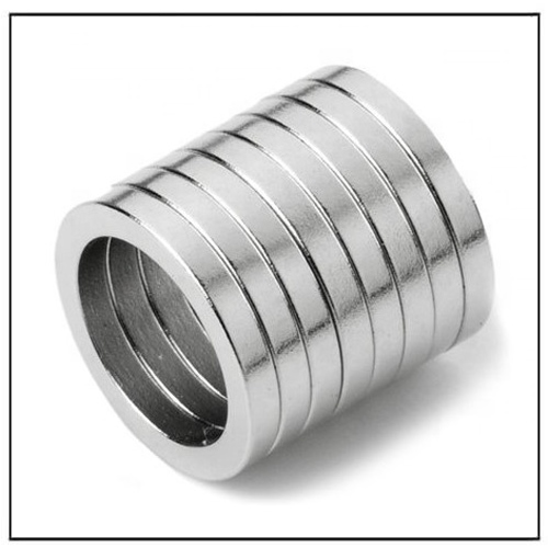Sintered NdFeB Ring Radial Magnet