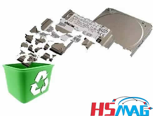 hard disk be affected by the magnet