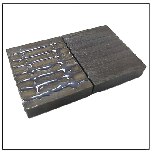 Block Laminated Motor Magnets for Eddy Current Loss