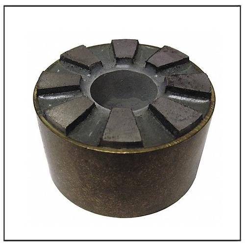 Multi-Poles Magnets AlNiCo Rotor Assemblies