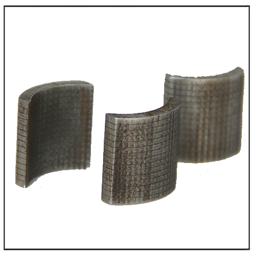N35AH Sintered NdFeB Arc Laminated Magnets
