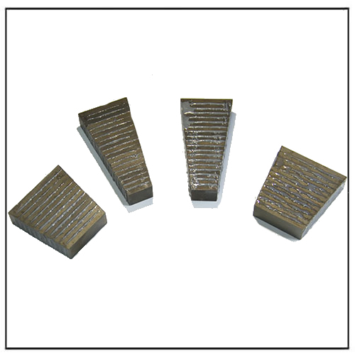 N35UH Neodymium Laminated Glued Magnets