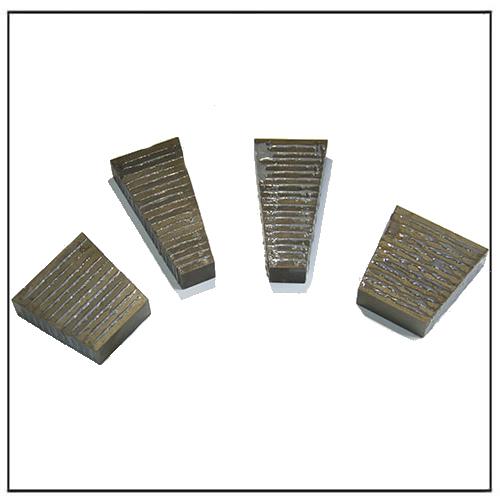 N35UH Neodymium Laminated Glued Magnets