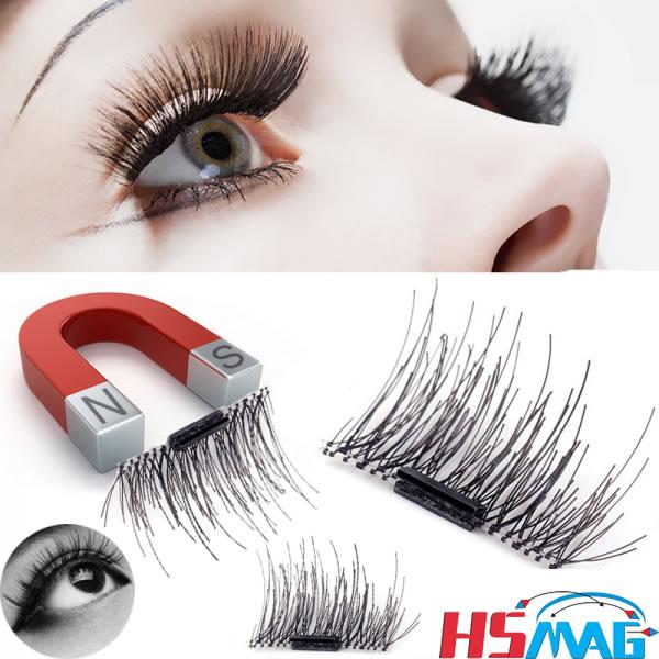 Magnet Lashes - Magnetic False Eyelashes Extensions