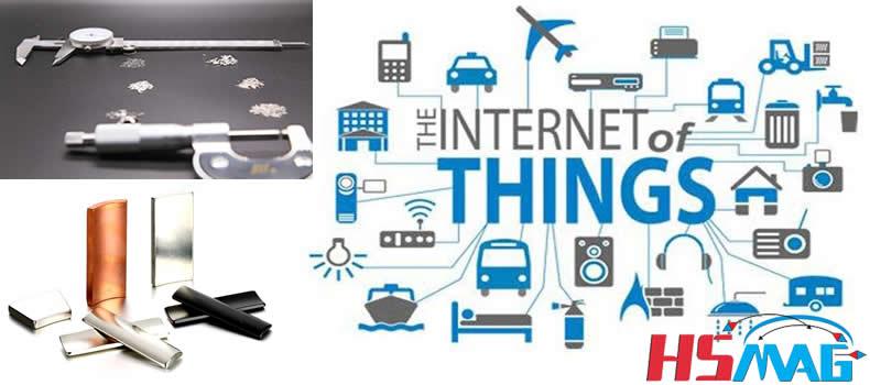 Magnet for IoT Internet of Things Sensors & Sensing