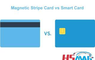 Magnetic Stripe Card vs Smart Card