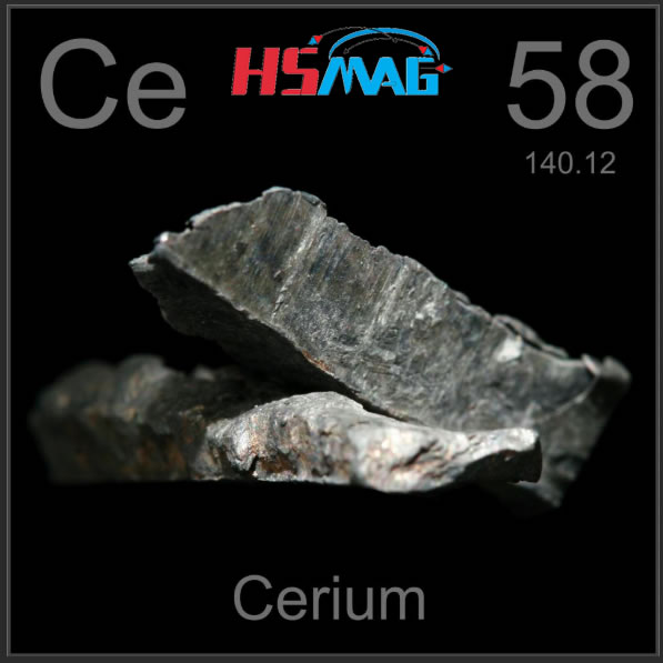 Cerium Effect of Permanent Magnet Industry