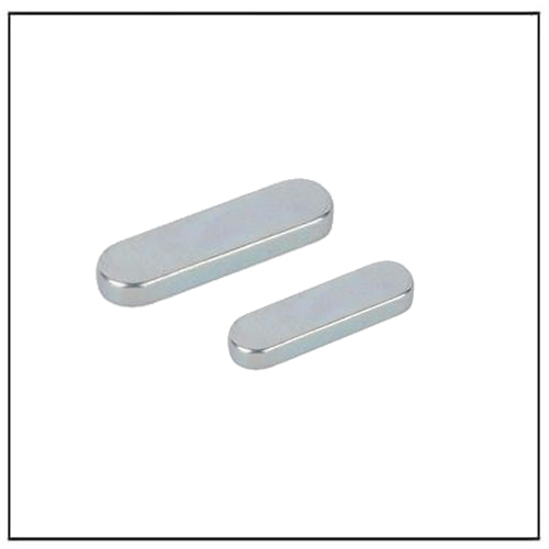 Oval Shaped Neodymium Magnets N45