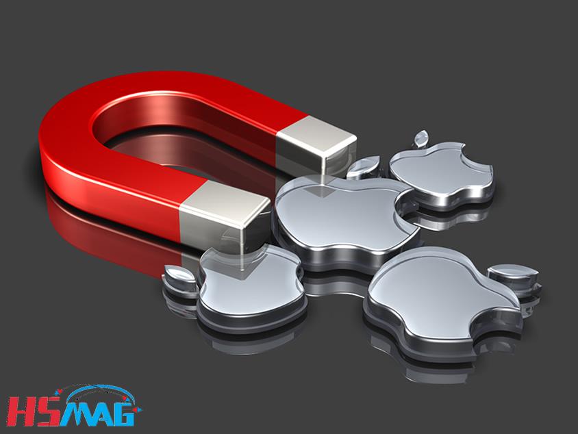 Apple Use China Mfg Capabilities of Magnets