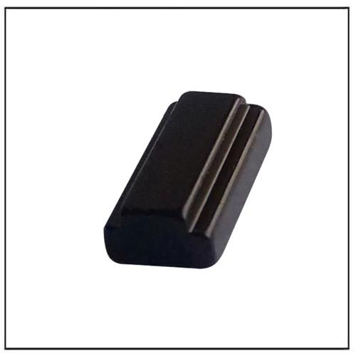 Epoxy Plated Neodymium Stepped Magnets in Podium Shape