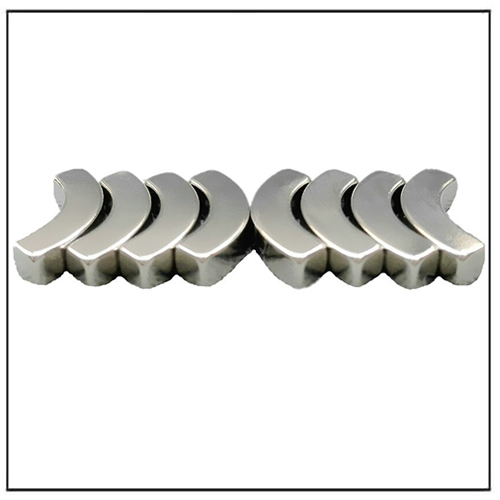 N42 NdFeB Arc Segment Magnets for VCM Motors