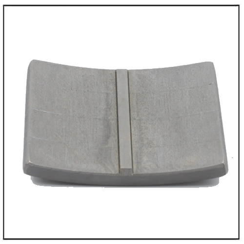 Permanent Type Laminate Phosphate Coated Segment Nd Magnet