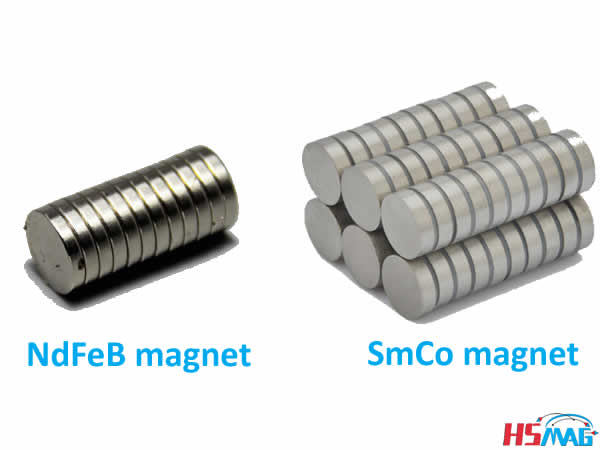 Difference Between NdFeB Magnet and SmCo Magnet