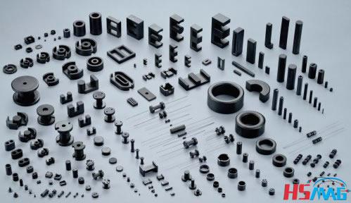 Ferrite Transformers ferrite core types