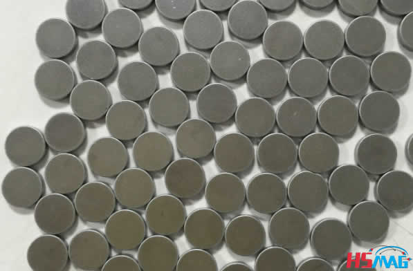 Parylene coating Neodymium magnets