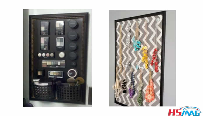 Magnetic Beauty Makeup Board