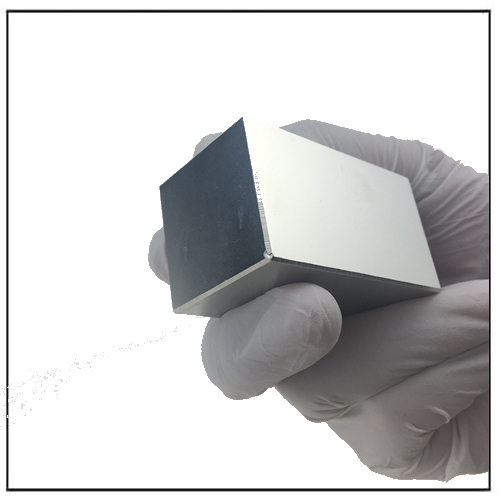N42 Vacume Sintered Neodymium Rectangle Bar Magnet