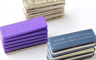 Magnetic Name Tags