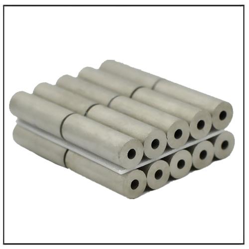 High Temp. Permanent Rare Earth SmCo Tube Magnets for Sensor