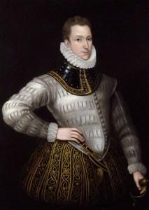 NPG 2096; Sir Philip Sidney after Unknown artist