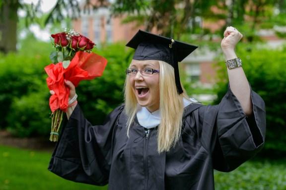 Danae Deal, Hood College English major, class of 2013