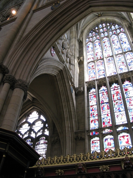 St William of York window, York Minster