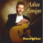 Thor Hasse – Adios Amigo (CD)
