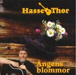 Thor Hasse – Ängens blommor (CD)