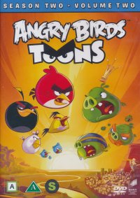 Angry birds toons Säsong 2 Vol.2 (DVD)