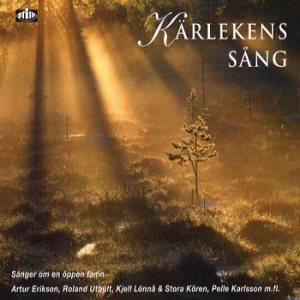 Kärlekens sång (3cd)(CD)
