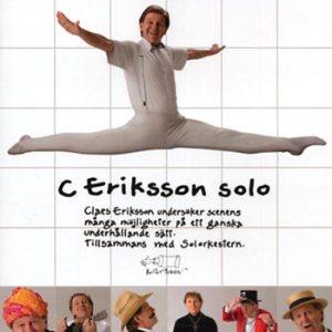 Claes Eriksson solo (DVD)