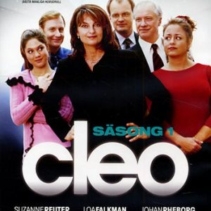 Cleo / Säsong 1 (3dvd)(DVD)