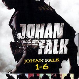 Johan Falk 1-6 / Box (6dvd)(DVD)