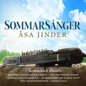 Jinder Åsa – Sommarsånger (CD)