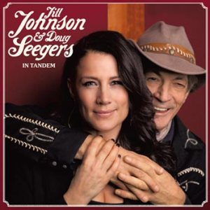 Jill Johnson & Seegers Doug – In tandem (CD)