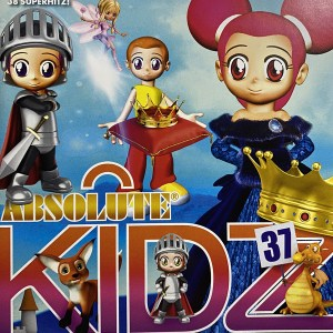Absolute kids 37 (2cd)(CD)