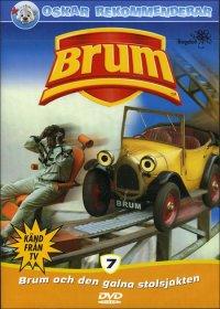 Brum 7 Och den galna stolsjakten (DVD)