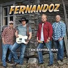 Fernandoz – En bättre man (CD)