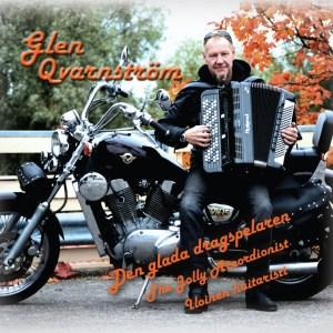 Qvarström Glen – Den glade Dragspelaren (CD)