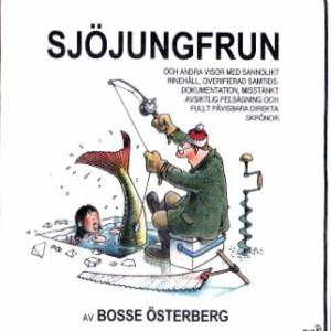 Österberg Bosse – Sjöjungfrun (CD)