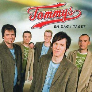 Tommys – En dag i taget (CD)